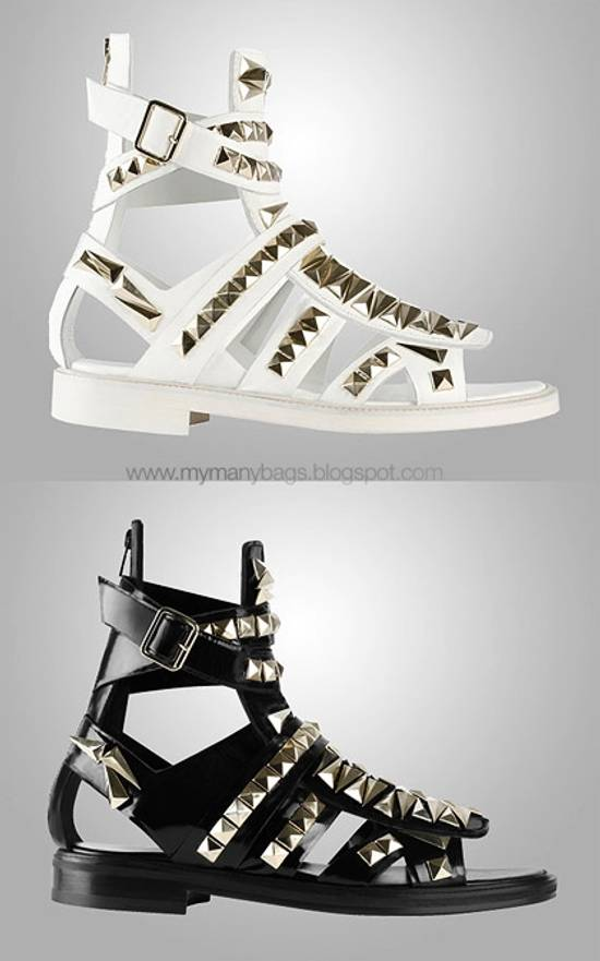 Givenchy SS10 GLADIATOR SANDALS Size US 9 / EU 42 - 7