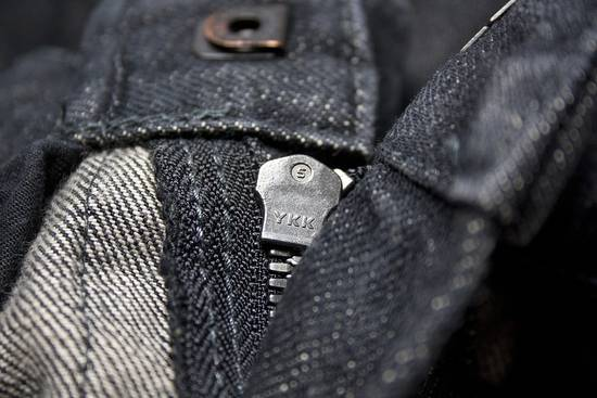 Balmain AW14 biker denim jeans Size US 30 / EU 46 - 4