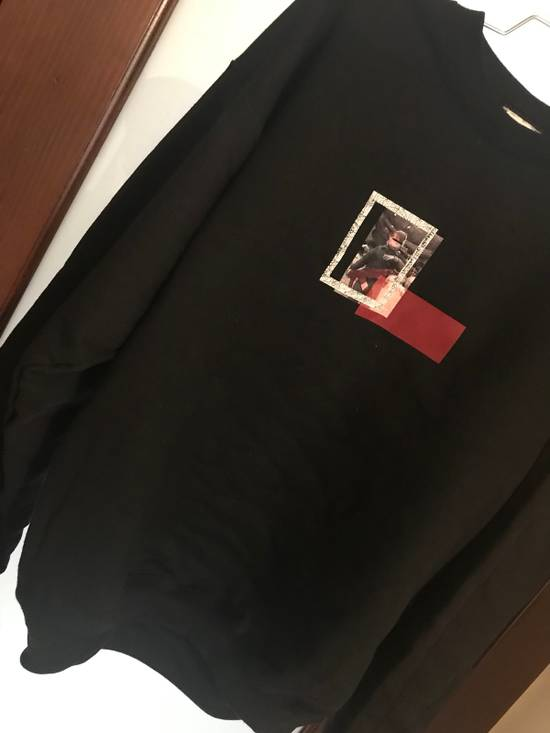 Givenchy Sample S1 Visages Sweater Size US M / EU 48-50 / 2 - 2