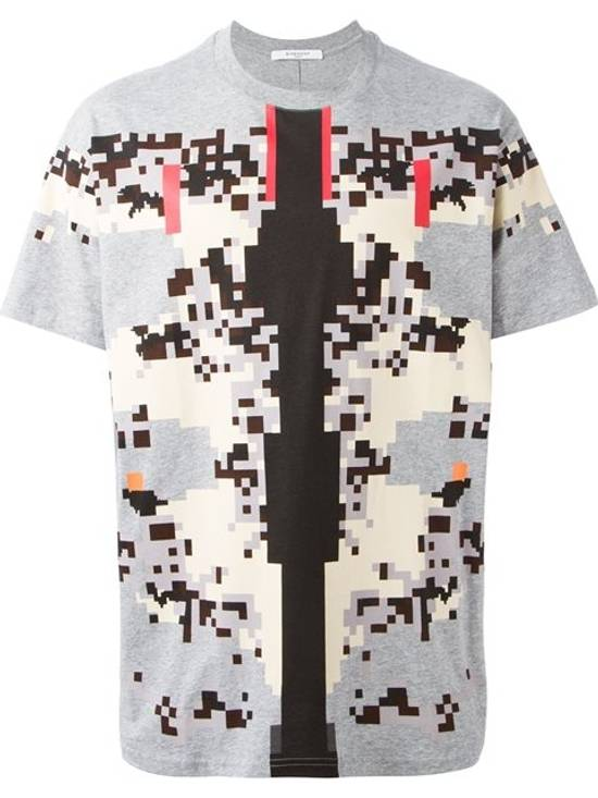 Givenchy Givenchy Pixel Tee Size US S / EU 44-46 / 1