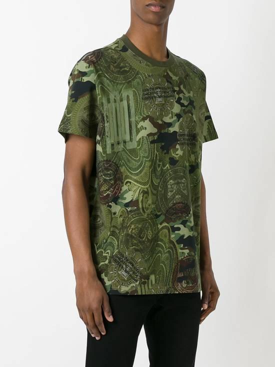 Givenchy $835 Givenchy Camouflage Eye Rottweiler Madonna Oversized T-Shirt size S (L / XL) Size US L / EU 52-54 / 3 - 2