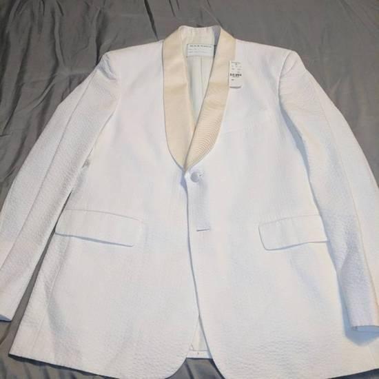 Thom Browne Seersucker Dinner Jacket Blazer Size 42R - 3