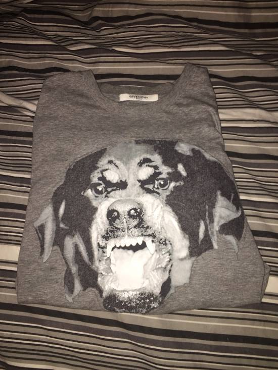 Givenchy Givenchy Grey Rotweiler Tee Size US M / EU 48-50 / 2