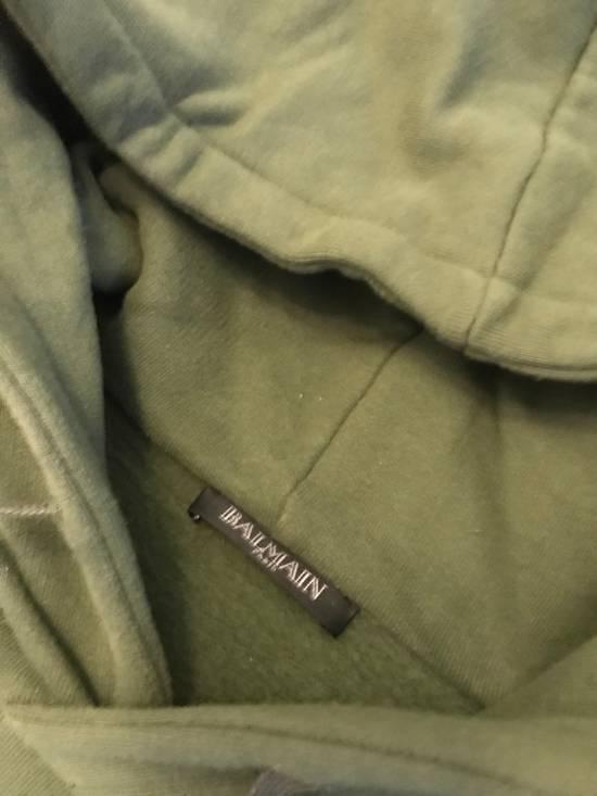 Balmain Side Zip Hoody Size US XL / EU 56 / 4 - 2