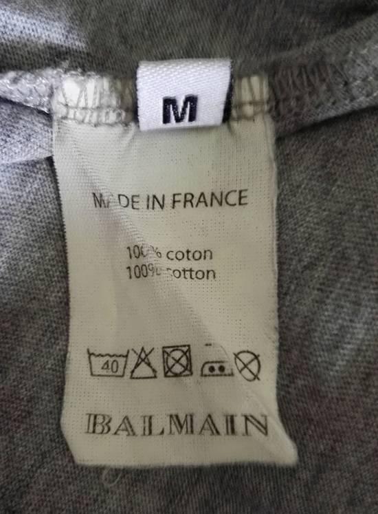 Balmain Distressed t-shirt Size US M / EU 48-50 / 2 - 8