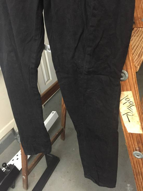 Julius AW12 Resonance Black Cotton Denim Size 1 Size US 30 / EU 46 - 2