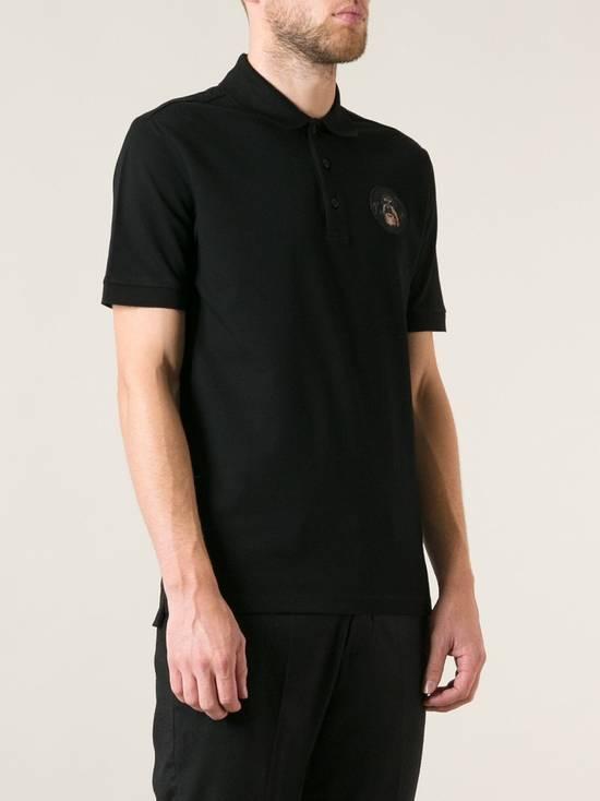 Givenchy Givenchy Black Rottweiler Patch Slim Fit Polo Shirt T-shirt size L (M) Size US M / EU 48-50 / 2 - 2