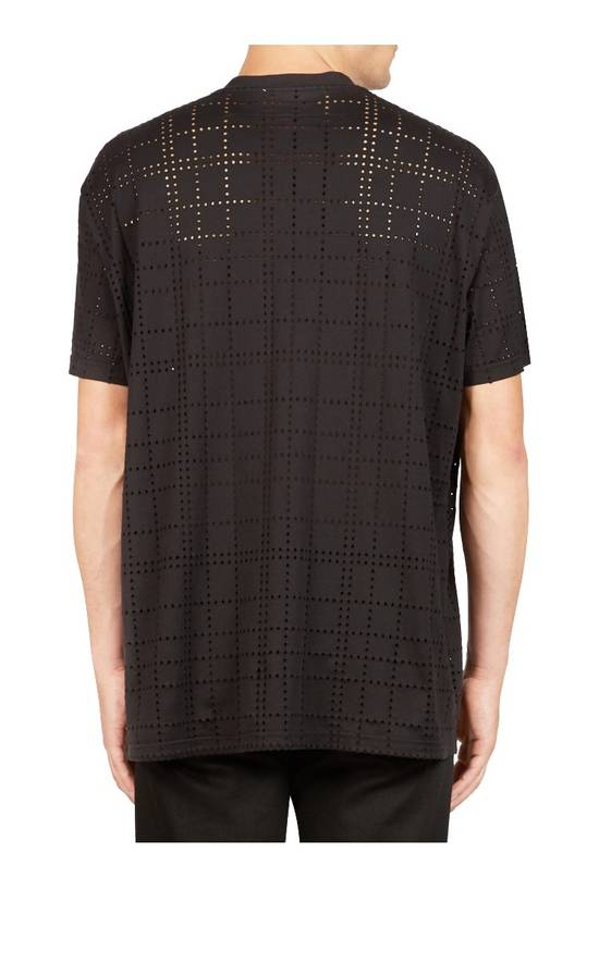Givenchy Givenchy Perforated Logo Tee Size US M / EU 48-50 / 2 - 1