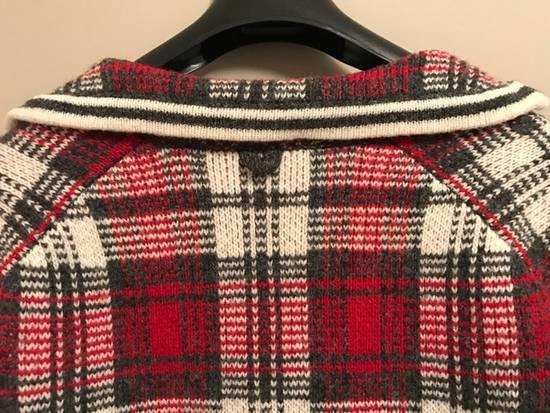 Thom Browne Wool Plaid Cardigan Jacket Size BB3 VERY RARE Size US L / EU 52-54 / 3 - 6