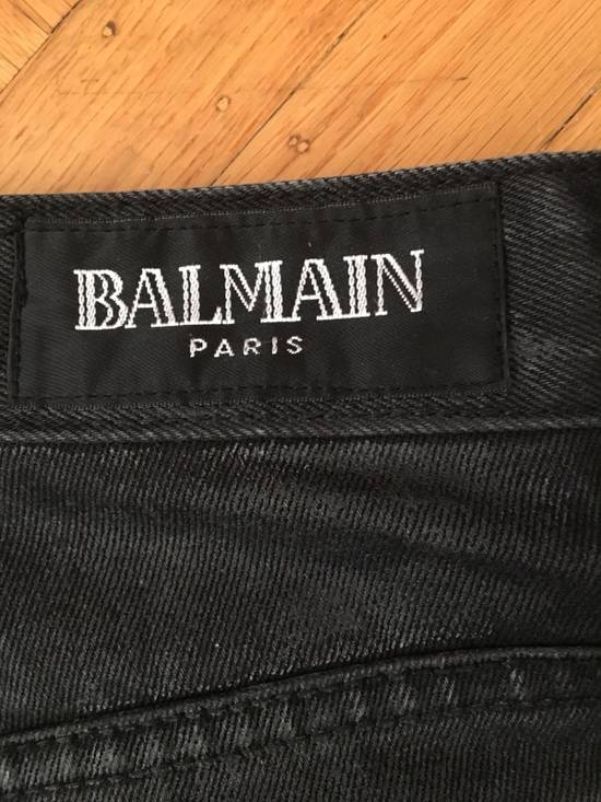 Balmain Biker Jeans Size US 26 / EU 42 - 8