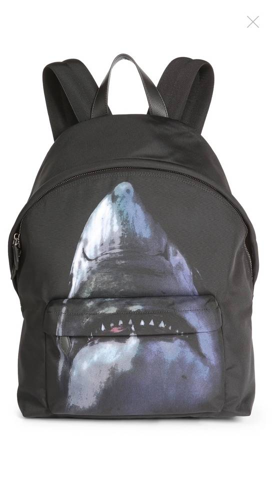 Givenchy Givenchy Shark Backpack Size ONE SIZE