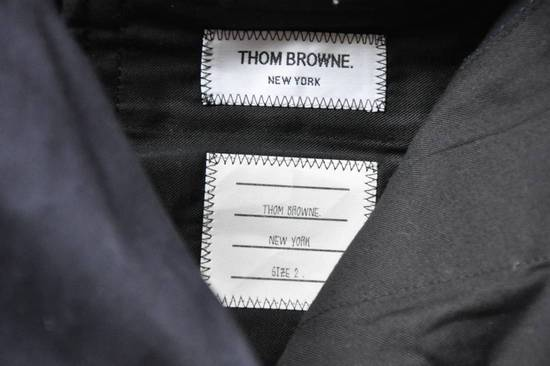 Thom Browne Navy Unstructured Chino Size US 31 - 6