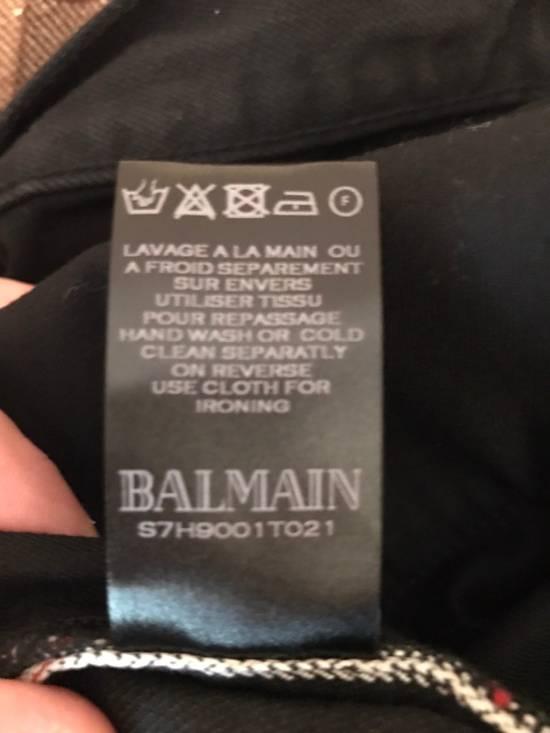 Balmain Balmain Black Jeans Size US 36 / EU 52 - 4