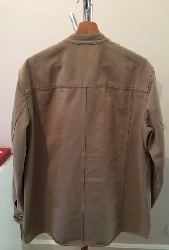Balmain Balmain Insignia band collar shirt Size US L / EU 52-54 / 3 - 1