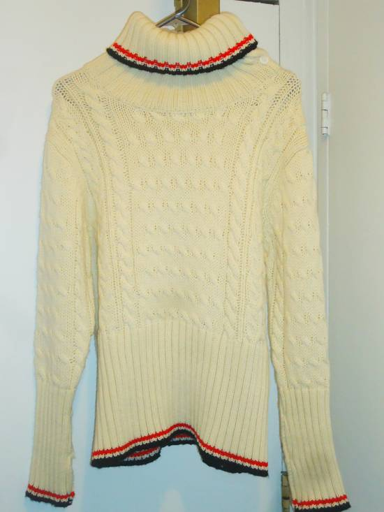 Thom Browne Cable Knit Wool Sweater Size US M / EU 48-50 / 2