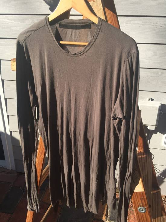 Julius AW15 Cotton/Wool Oversized Longsleeve Top Size US M / EU 48-50 / 2 - 2