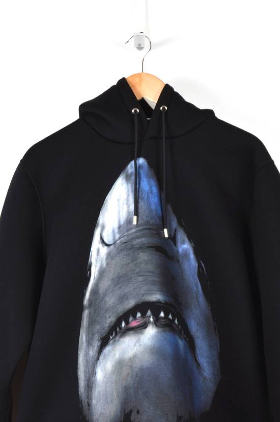 Givenchy 17FW Shark Hoodie Size US L / EU 52-54 / 3 - 1