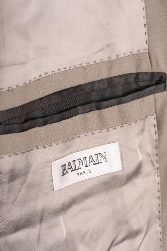 Balmain Balmain Paris Mens 46 M Blazer Jacket Wool Vintage 90sParis Mens 46 M Blazer Jacket Wool Vintage 90s 5654 Size 46R - 2