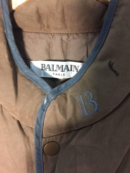 Balmain Balmain Paris Sleeveless Jacket Size US M / EU 48-50 / 2 - 2