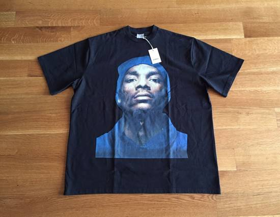 Vetements Snoop Dogg Oversized Tee T-Shirt Size US L / EU 52-54 / 3 - 1