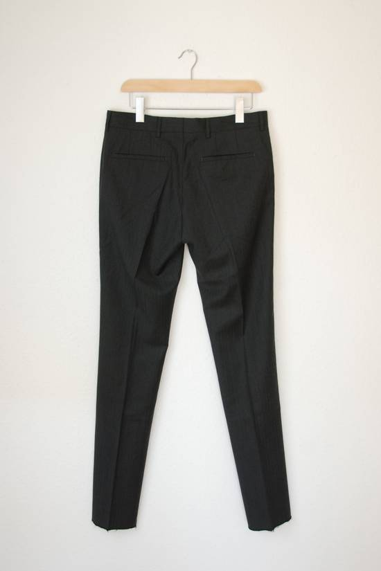Givenchy 100% wool slim fit grey pants Size US 32 / EU 48 - 5