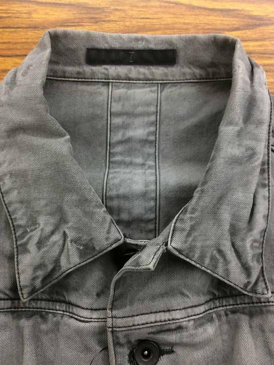 Julius Julius 7 Gray Denim Jacket Large//3 Excellent Condition Size US L / EU 52-54 / 3 - 2