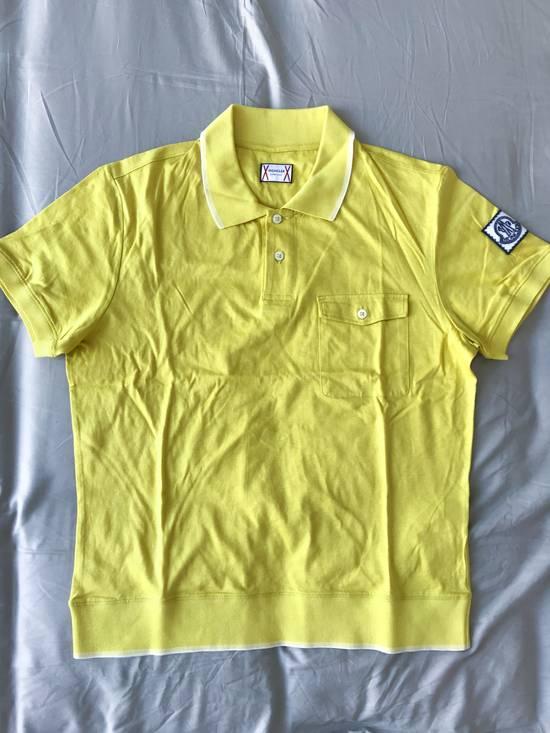 Thom Browne Moncler Gamme Bleu lime green Thom Browne polo shirt size 3 / L Size US L / EU 52-54 / 3