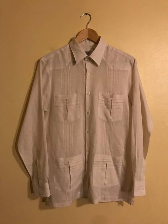 Givenchy Button Up Shirt Size US M / EU 48-50 / 2