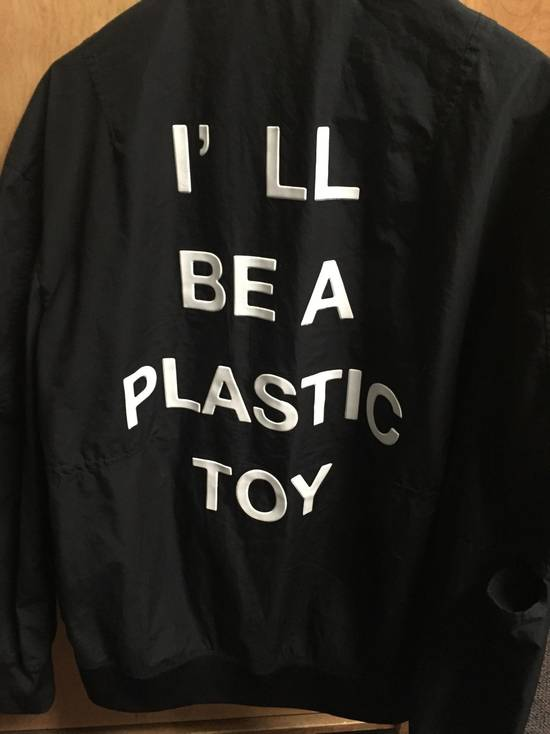 "Undercover Undercover SS14 ""I'll be a plastic toy"" bomber Size US M / EU 48-50 / 2"