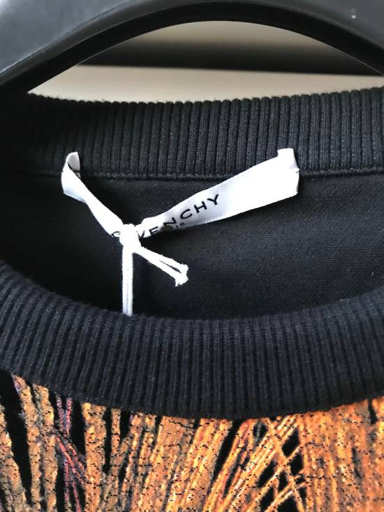 "Givenchy 1.2K GIVENCHY ""Virginia Bitch"" Velvet Sweatshirt New M Size US M / EU 48-50 / 2 - 6"