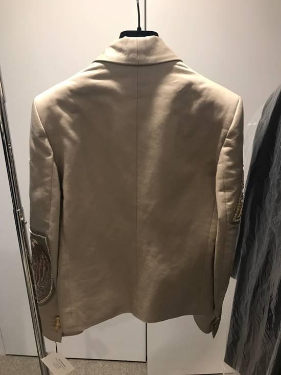 Balmain RARE Balmain Embroidered Blazer Size 38R - 1