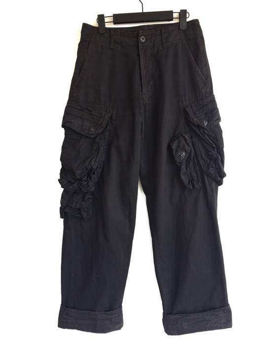 Julius Julius 09/SS Canon_1 The Possessed Gasmask Cargo Pants Size US 30 / EU 46 - 8