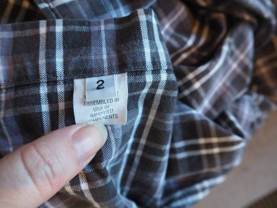 Thom Browne checked soft shirt size 2 Made in USA Size US M / EU 48-50 / 2 - 8