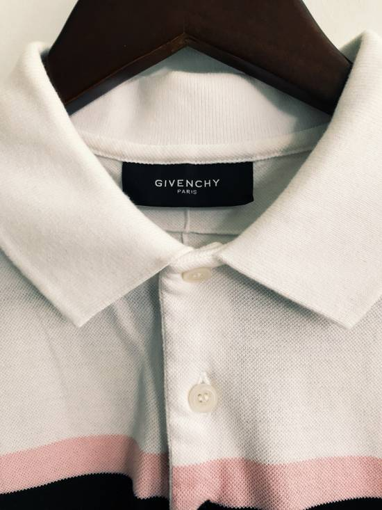 Givenchy Givenchy Floral Print Polo Size US S / EU 44-46 / 1 - 1