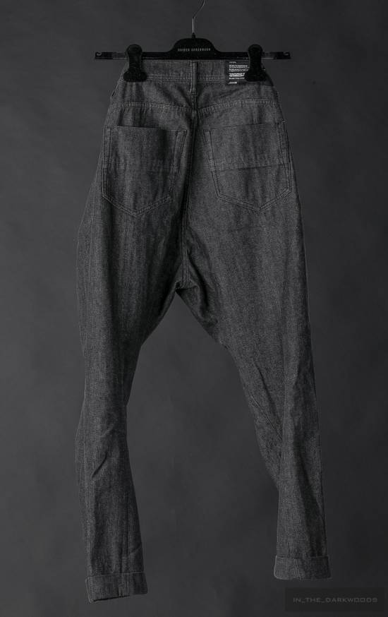 Julius = last drop = cotton denim pants Size US 32 / EU 48 - 3