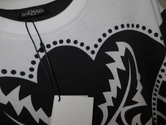 Balmain Asymmetrical sweatshirt Size US M / EU 48-50 / 2 - 12