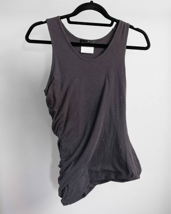 Julius SS06: The Structure, Unstable Double Layer Asymmetrical Tank Top Size US S / EU 44-46 / 1 - 1