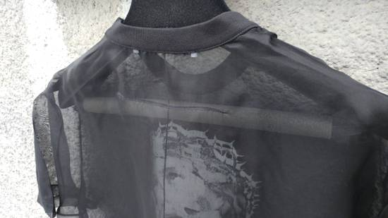 Givenchy Givenchy Jesus Christ Silk Organza Sheer Madonna Oversized T-shirt size XS (L) Size US XS / EU 42 / 0 - 7