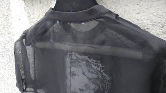 Givenchy Givenchy Jesus Christ Silk Organza Sheer Madonna Oversized T-shirt size XS (L) Size US XS / EU 42 / 0 - 7