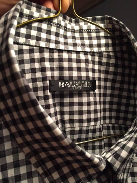 Balmain Balmain Patch Work Button Up Size US M / EU 48-50 / 2 - 3