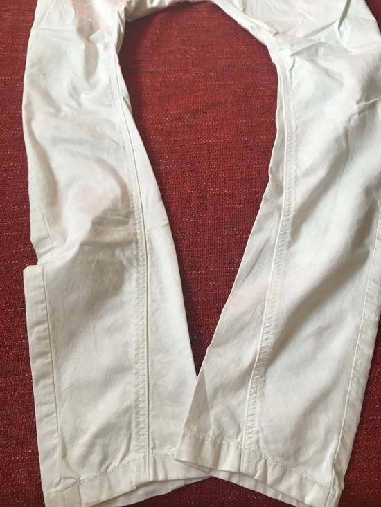 Julius SS16 curved denim pants Size US 32 / EU 48 - 9