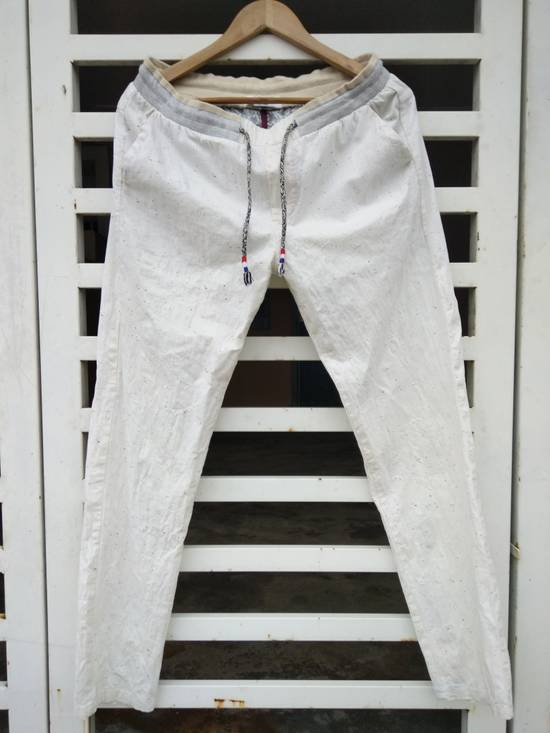 Thom Browne FINAL DROP!! RARE!! Thom Browne Unisex Polka Dot Sweatpants US 32 / EU 48 Size US 32 / EU 48