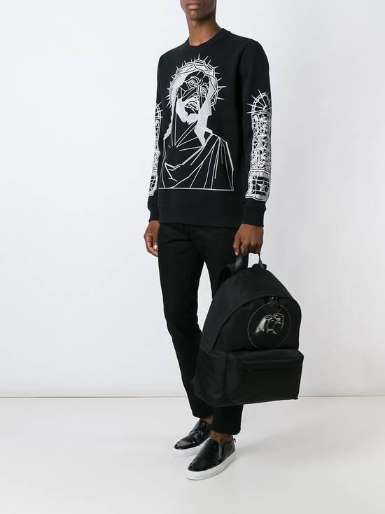 Givenchy GIVENCHY-Christ-Print-Sweatshirt-Size-L Size US L / EU 52-54 / 3 - 1