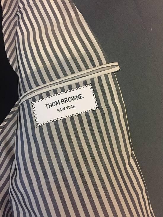Thom Browne Chesterfield Overcoast Dark Gray Macintosh Size US M / EU 48-50 / 2 - 7