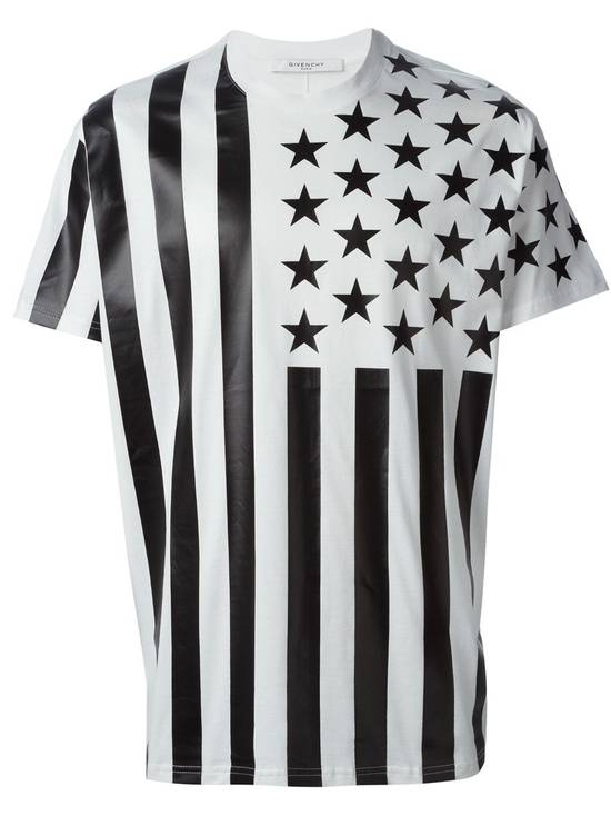 Givenchy Givenchy Stars and Stripes Rottweiler Shark Oversized T-shirt size S (L / XL) Size US S / EU 44-46 / 1 - 2