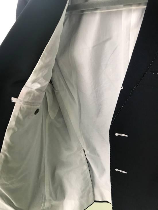 Thom Browne Mohair blend Navy Blazer - Final Price Drop Size 38R - 3