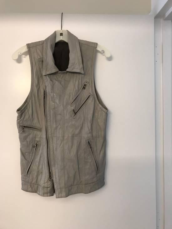 Julius Lamb Skin Rider Vest Size US S / EU 44-46 / 1 - 3