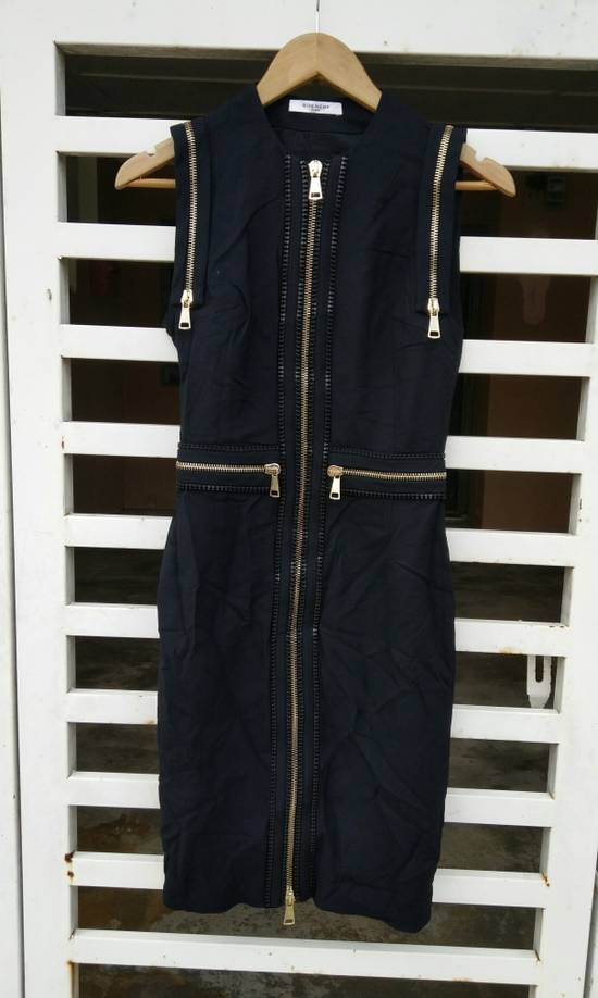 Givenchy RARE!! Luxury Givenchy Girls' Adjustable Zipper Sleeveless Made in Italy Size US XS / EU 42 / 0