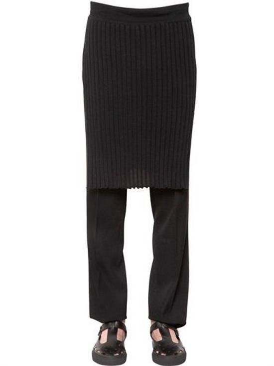 Givenchy Ribbed Cotton Skirt Size US 33