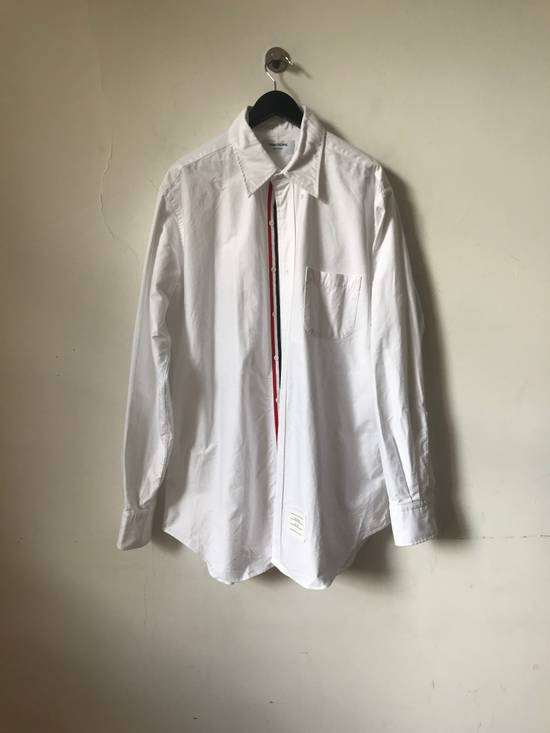 Thom Browne dense cotton shirt size 5 Size US XXL / EU 58 / 5